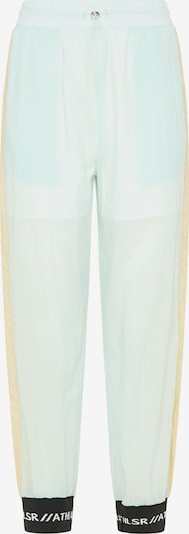 myMo ATHLSR Sports trousers in light blue / mint / black, Item view