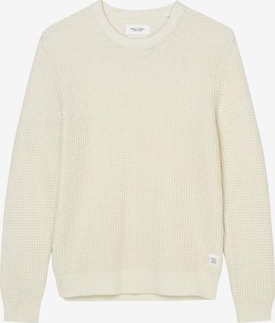 Pulover Marc O'Polo DENIM pe alb lână, Vizualizare produs