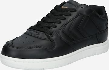 Hummel Sneakers laag 'POWER PLAY' in Zwart