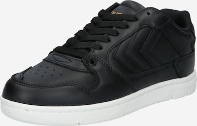 Hummel Sneaker 'POWER PLAY' in gold / schwarz, Produktansicht