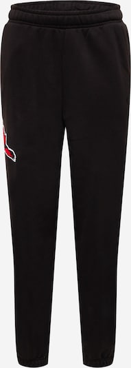 Pantaloni sport PUMA pe roșu / negru / alb, Vizualizare produs