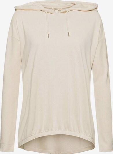 ESPRIT Langarmshirts in creme, Produktansicht