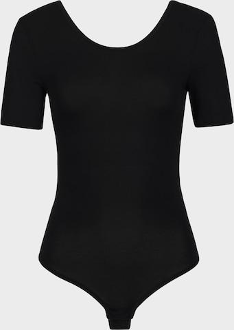 Erlich Textil Bodysuit 'Laura' in Black