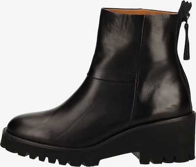 Paul Green Bottines en noir: Vue de face
