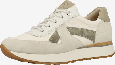 Paul Green Sneaker in rauchgrau / weiß, Produktansicht