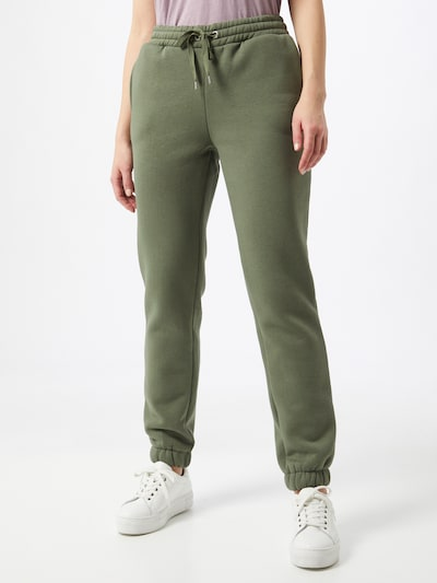 Noisy may Hose 'Nora' in khaki, Modelansicht