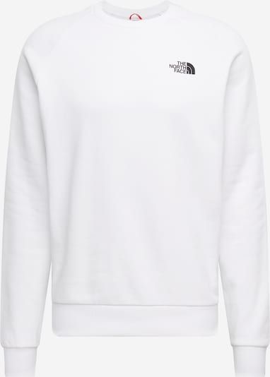 THE NORTH FACE Sweatshirt 'Redbox Crew' in weiß, Produktansicht