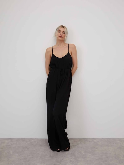LeGer by Lena Gercke Jumpsuit 'Polly' in schwarz, Modelansicht
