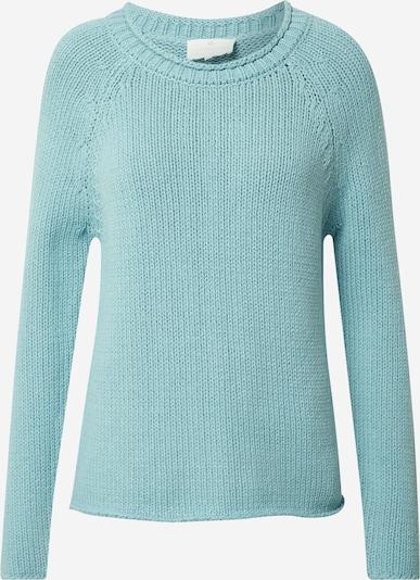 LIEBLINGSSTÜCK Pull-over 'Sofie' en turquoise, Vue avec produit
