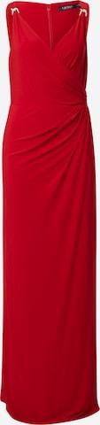Lauren Ralph Lauren - Vestido de noche 'Maris' en rojo