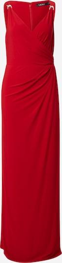 Lauren Ralph Lauren Evening Dress 'Maris' in Red / Silver, Item view
