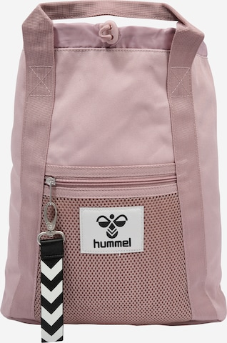 Hummel Rucksack in Pink