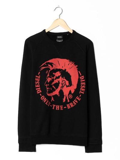 DIESEL Pullover in XL/XXL in schwarz, Produktansicht
