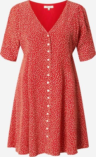 Madewell Vestido en rojo / blanco, Vista del producto