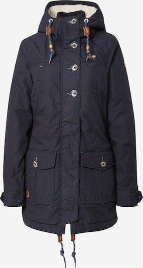 Ragwear Winterjas 'JANE' in de kleur Navy, Productweergave