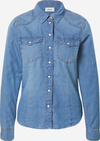 ONLY Bluza 'ROCK IT' u plavi traper, Pregled proizvoda