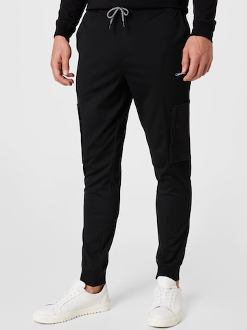 Pantalon cargo Calvin Klein en noir