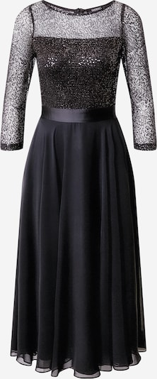 SWING Robe de soirée en noir / argent, Vue avec produit
