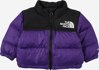 THE NORTH FACE Sport-Jacke 'INFANT' in lila / schwarz, Produktansicht