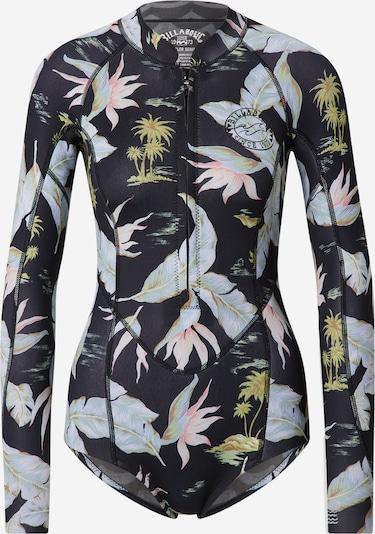 BILLABONG Obleka iz neoprena 'SALTY  DAYZ SPRING' | opal / karamel / zelena / svetlo roza / črna barva, Prikaz izdelka