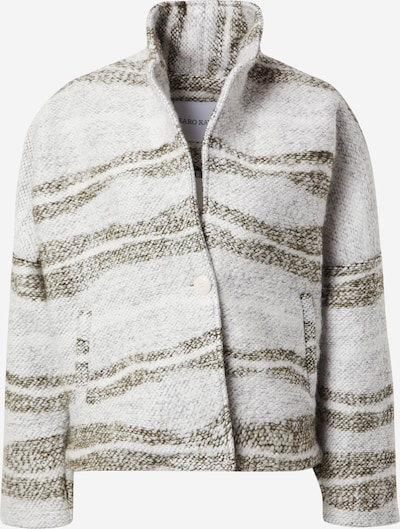 Karo Kauer Prijelazna jakna 'Piper' u boja pijeska / siva / kaki, Pregled proizvoda