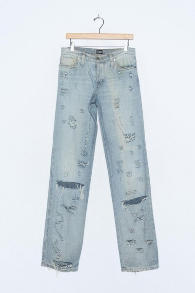 DOLCE & GABBANA Jeans in 31 in hellblau, Produktansicht