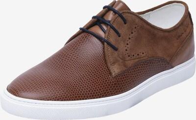 Van Lier Sneaker 'Carlo' in braun, Produktansicht
