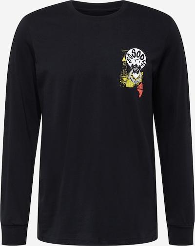ADIDAS PERFORMANCE Sportshirt in gelb / orange / schwarz / weiß, Produktansicht