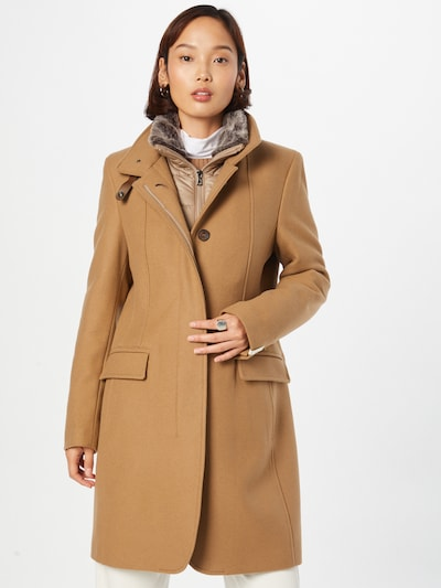 CINQUE Χειμερινό παλτό 'ASTRALA' σε μπεζ, Άποψη μοντέλου