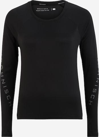 Röhnisch Funksjonsskjorte i svart