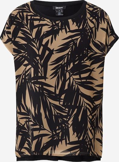 DKNY Shirt in Light brown / Black, Item view