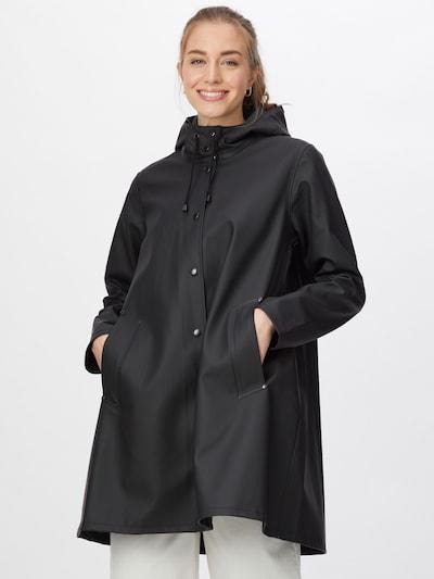 Stutterheim Преходно палто в черно, Преглед на модела