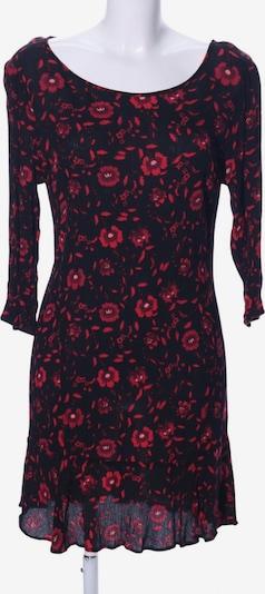 Velvet by Graham & Spencer Volantkleid in M in rot / schwarz, Produktansicht