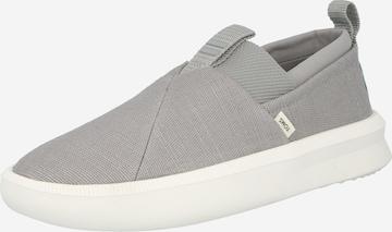 TOMS Спортни обувки Slip On в сиво