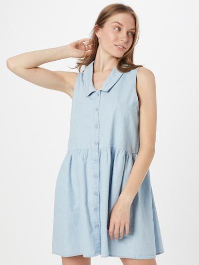 Cotton On Kleid in hellblau, Modelansicht
