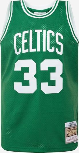 Mitchell & Ness Shirt 'BOSTON CELTICS' in grün / weiß, Produktansicht