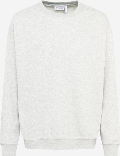 WEEKDAY Sweatshirt in Light grey, Item view