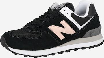 new balance Sneakers 'WL 574' in Black