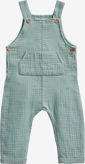 MANGO KIDS Overall 'DUNGAREES MIKE' in de kleur Pastelgroen, Productweergave