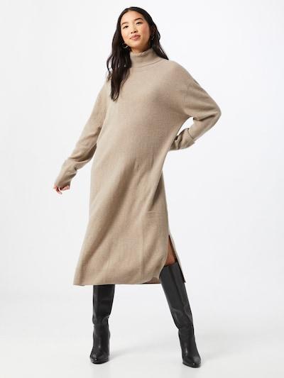 Samsoe Samsoe Kleid 'Amaris' in beige, Modelansicht