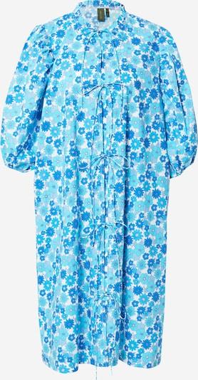 Résumé Dress 'Farah' in Blue / Dark blue / White, Item view