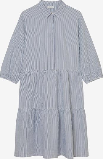 Marc O'Polo DENIM Robe en gris / blanc, Vue avec produit