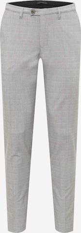 Pantaloni con piega frontale 'KILL' di DRYKORN in grigio
