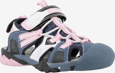 PRIMIGI Sandalen in blau / rosa / weiß, Produktansicht