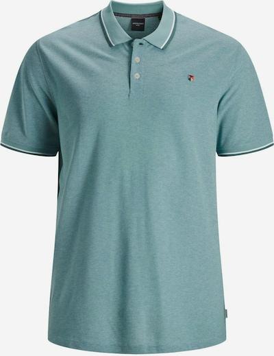 JACK & JONES T-Shirt en bleu pastel, Vue avec produit