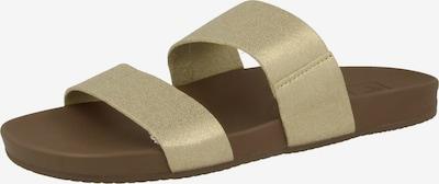REEF Claquettes / Tongs 'Cushion Bounce Vista' en beige, Vue avec produit