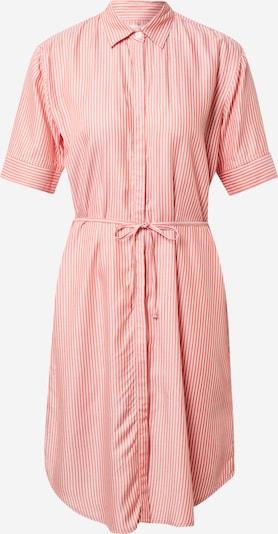 Stitch and Soul Robe-chemise en rouge / blanc, Vue avec produit