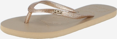 ROXY T-bar sandals 'VIVA SPARKLE' in Gold, Item view