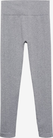 MANGO Workout Pants in mottled grey, Item view