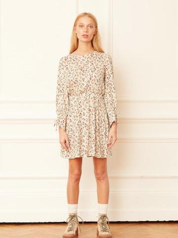 Aligne Letné šaty 'Casey D' - Béžová